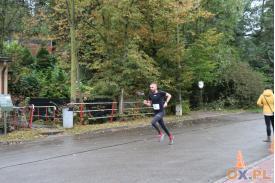 Biegacz biegnący spritem