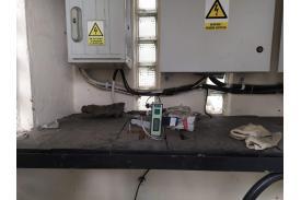 Urządzenia pod napięciem elektrycznym