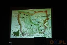 Mapa przedstawiająca nasz dawny region