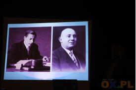 Zdjęcie prezentacji na której znajduję się dwoje mężczyzn