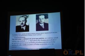 Zdjęcie przedstawiające notatkę dla ambasadora w Berlinie Józefa Lipskiego