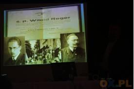 Klepsydra zmarłego w 1935r. Witolda Regera