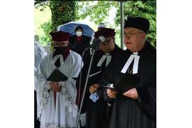 Pożegnanie Biskupa