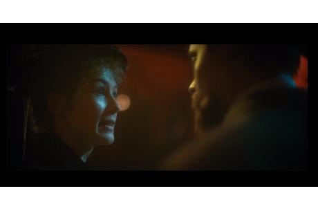 Fot: screen z filmu SKŁODOWSKA. RADIOACTIVE