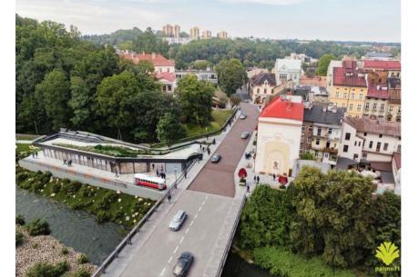 Wizualizacja Transgranicznego Centrum Infromacji Turystycznej. Źródło: mat. pras. UM Cieszyn