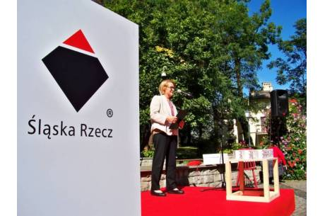 Jednym z najbardziej rozpoznawalnych wydarzeń Zamku jest konkurs Śląska Rzecz, fot.KR/OX.PL