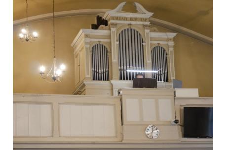 Trwa remont organów w jednym z cieszyńskich kościołów / fot. MJ