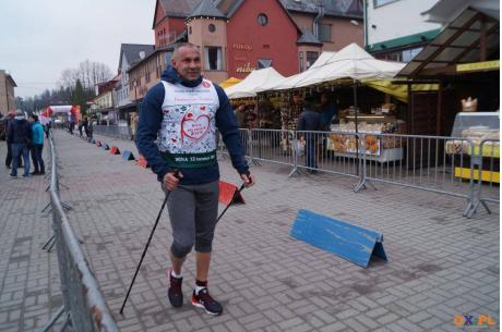Przemysław Saleta pomysłodawca i współtwórca wydarzenia cieszy się, że odbędzie się ono w Wiśle. fot. ARC