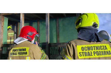 Trwa akcja ratunkowa fot. ARC