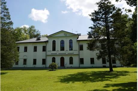 Szkoła bedzie mieściła się w pałacu w Jaworzu fot. UG JAWORZE/Jacek Proszyk