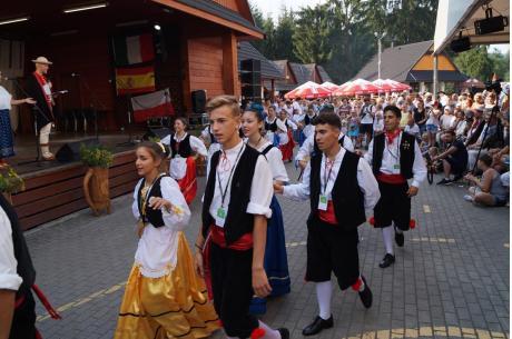 Podczas tradycyjnego Festynu Istebniańskiego będzie się można zaszczepić fot. ARC