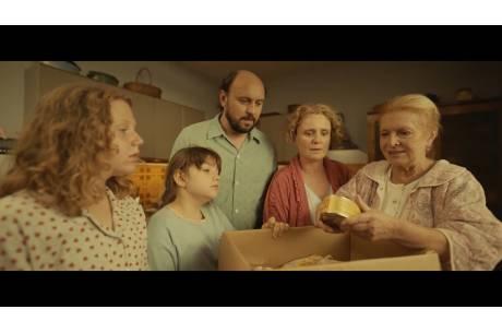 """Kadr z filmu """"Zupa nic"""""""
