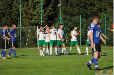Podopieczni Michała Pszczółki pokonali CKS (2:0) i awansowali do 1/4 finału Pucharu Polski, gdzie czeka na nich Spójnia Zebrzydowice