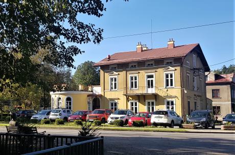 Willa Langer własnością gminy Jaworze fot. ARC