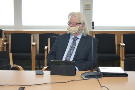 Czesław Chrapek - nowym Radnym Powiatu Cieszyńskiego / fot. mat.pras.