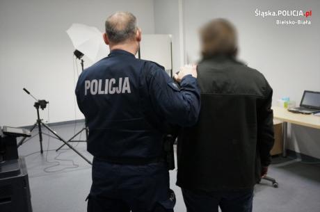 Fot: Policja Bielsko - Biała