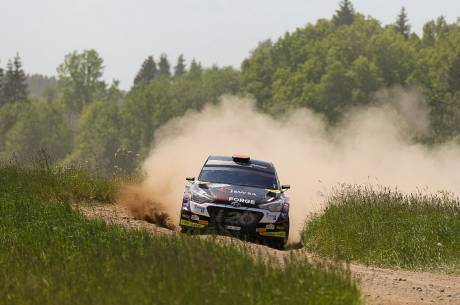 mat. pras. Szeja Rally Team