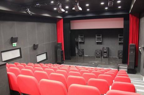 Festiwal Filmów Przewrotnych, odbędzie się w Teatrze Elektrycznym. Fot. ARC