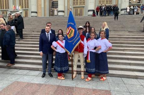 Ogólnopolska Inauguracja Roku Szkolnego w Sanktuarium Matki Bożej Licheńskiej / fot. OHP Skoczów