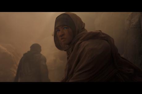 "Kadr z filmu ""Diuna"""