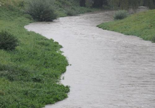 Wody w rzekach wciąż przybywa Fot: indi