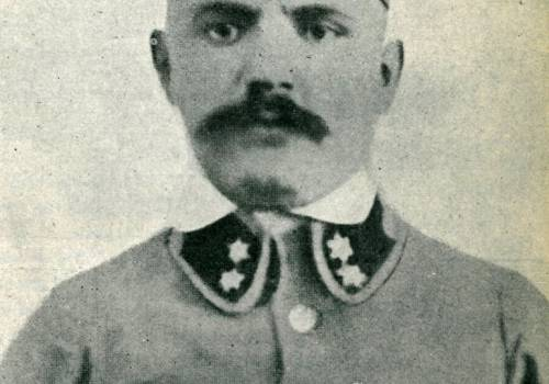 Jan Łysek/ zdjęcie ze strony GOK Istebna