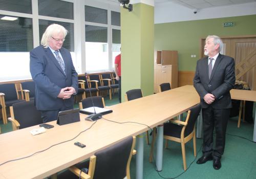 Czesław Chrapek objął mandat po Beacie Macurze / fot. mat.pras.