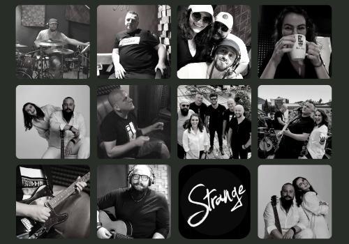 """""""Lustra"""" na pierwszym miejscu Hit Listy Radia Bielsko / fot. Strange"""