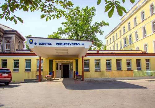 Szpital Pediatryczny fot. arc szpitala