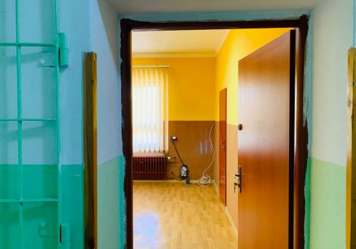 1Jedno z pomieszczeń, które zostanie zaadaptowane na punkt Informacji Turystycznej. Fot. UG Goleszów