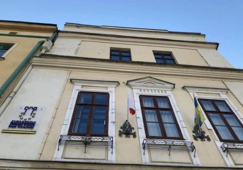 Polska siedziba Euroregionu Śląsk Cieszyński. Fot. mat. pras.