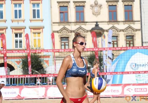 Zdjęcie z ubiegłorocznej edycji Plaża Open w Cieszynie. Fot. Marii/Ox.pl