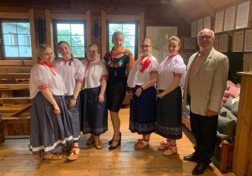 Spotkanie w Centrum Pasterskim w Koniakowie / fot. FB OHP Skoczów
