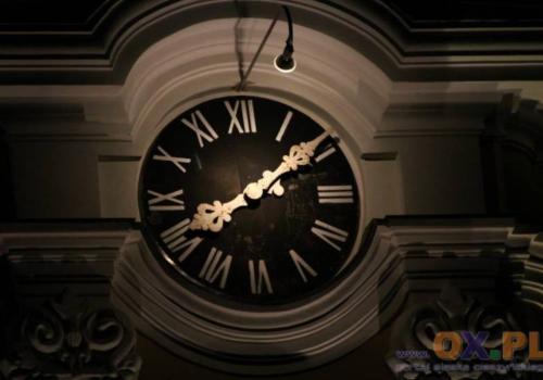 Skoczowski zegar czeka naprawa fot. ARC