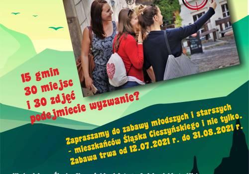 KONKURS: Selfie z marką Śląsk Cieszyński