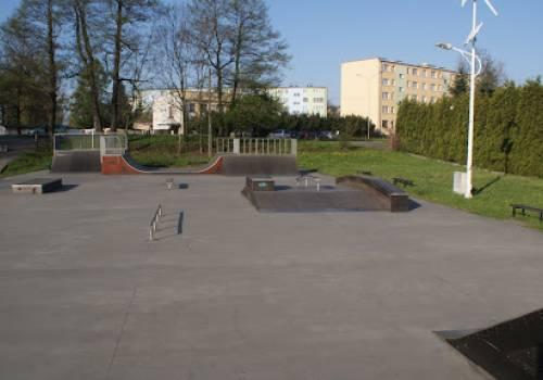 Na terenie skoczowskiego skateparku bedzie można obejrzeć film. fot. ARC skoczow.pl