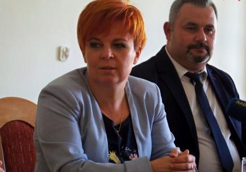 Gabriela Staszkiewicz i Zbigniew Kubala. Fot. KR/Ox.pl