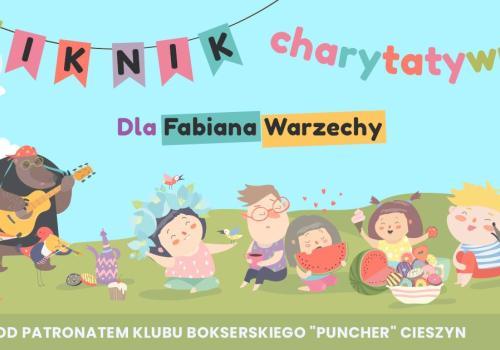facebook.com/Piknik charytatywny dla Fabiana Warzechy