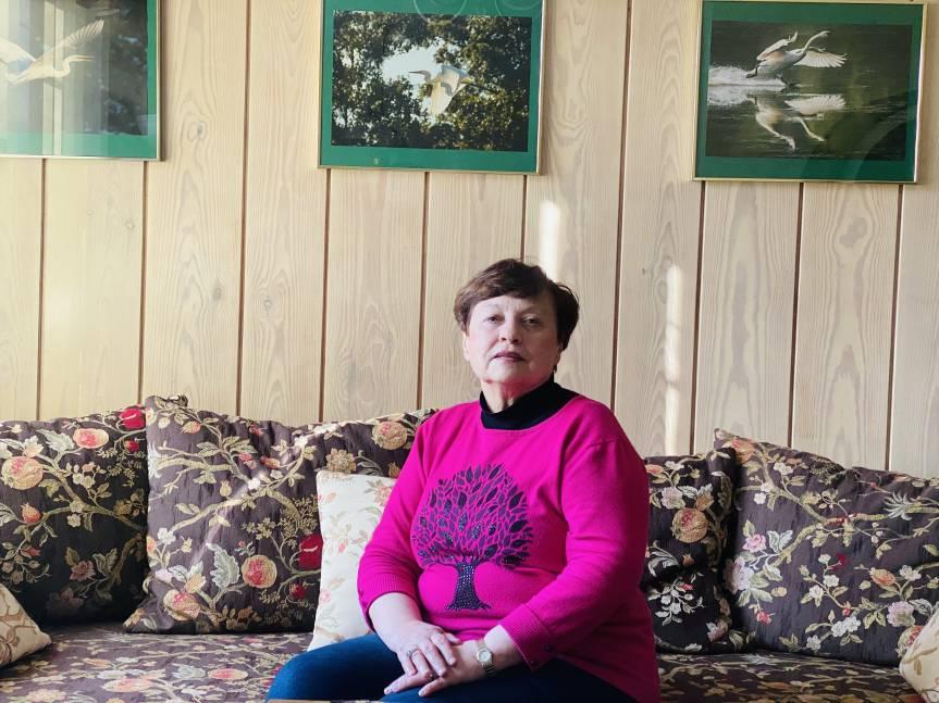 Elena Chefranova promuje Cieszyn w Rosji głównie w mediach społecznościowych / fot. MSZ