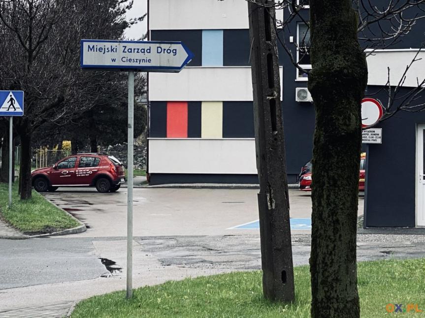 Siedziba MZD w Cieszynie przy ul. Liburnia / fot.OX.PL