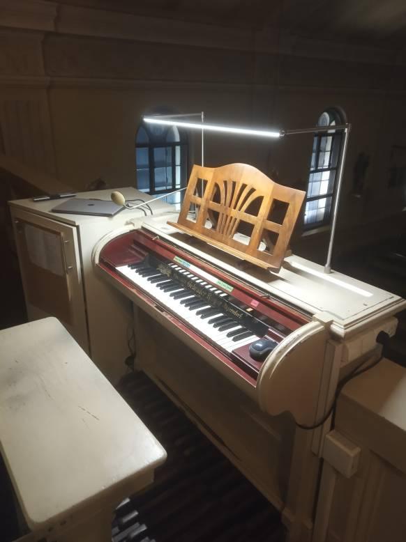 Remont organów w kościele pw. Imienia NMP w Cieszynie-Bobrku / fot. MJ