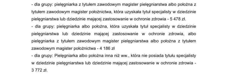 Fragment odpowiedzi na interpelację Przemysława Koperskiego. Źródło: facebook.com/koperski.przemyslaw