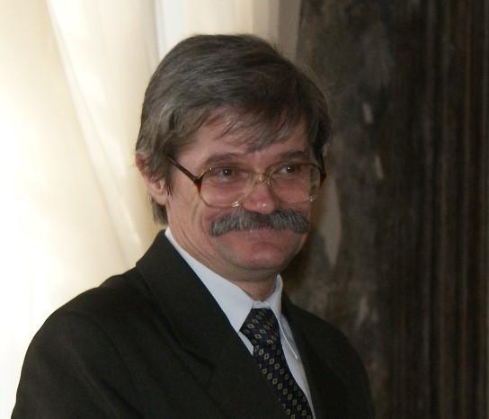 prof. Idzi Panic (ur. 1952)