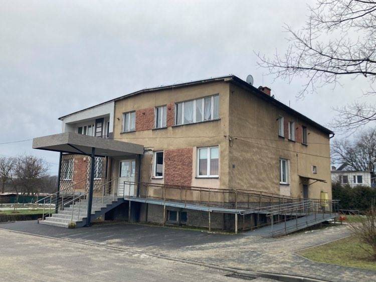 Archwalne zdjęcie budynku. Fot UM Strumień